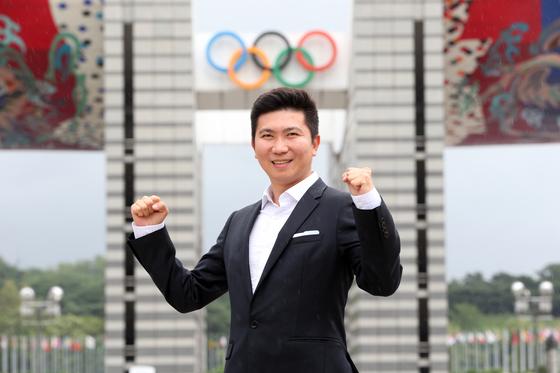 유승민 IOC 선수위원. 최정동 기자