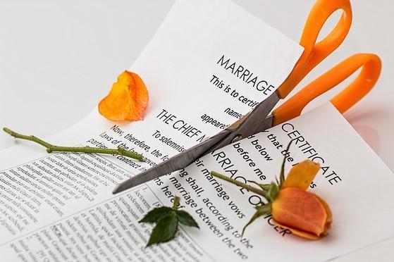 이혼. [사진 Pixabay]
