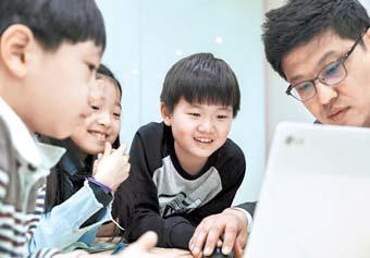 와이즈만 영재교육은 탐구학습, 발표·토론 등 교수법으로 수학·과학 융합교육하는 영재교육기관이다.