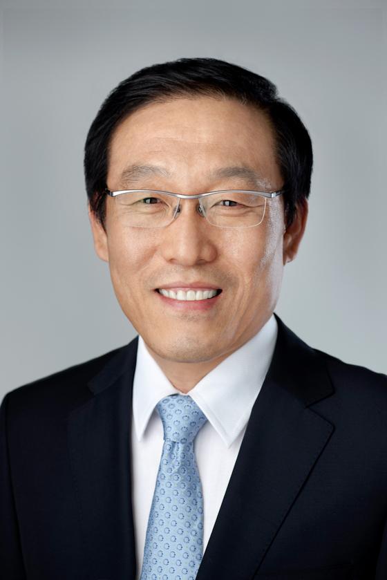 삼성전자 새 반도체 사업부문장에 김기남 사장이 임명됐다. [중앙포토]