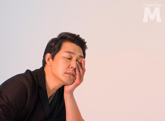 배우 박성웅 / 사진=전소윤(STUDIO706)