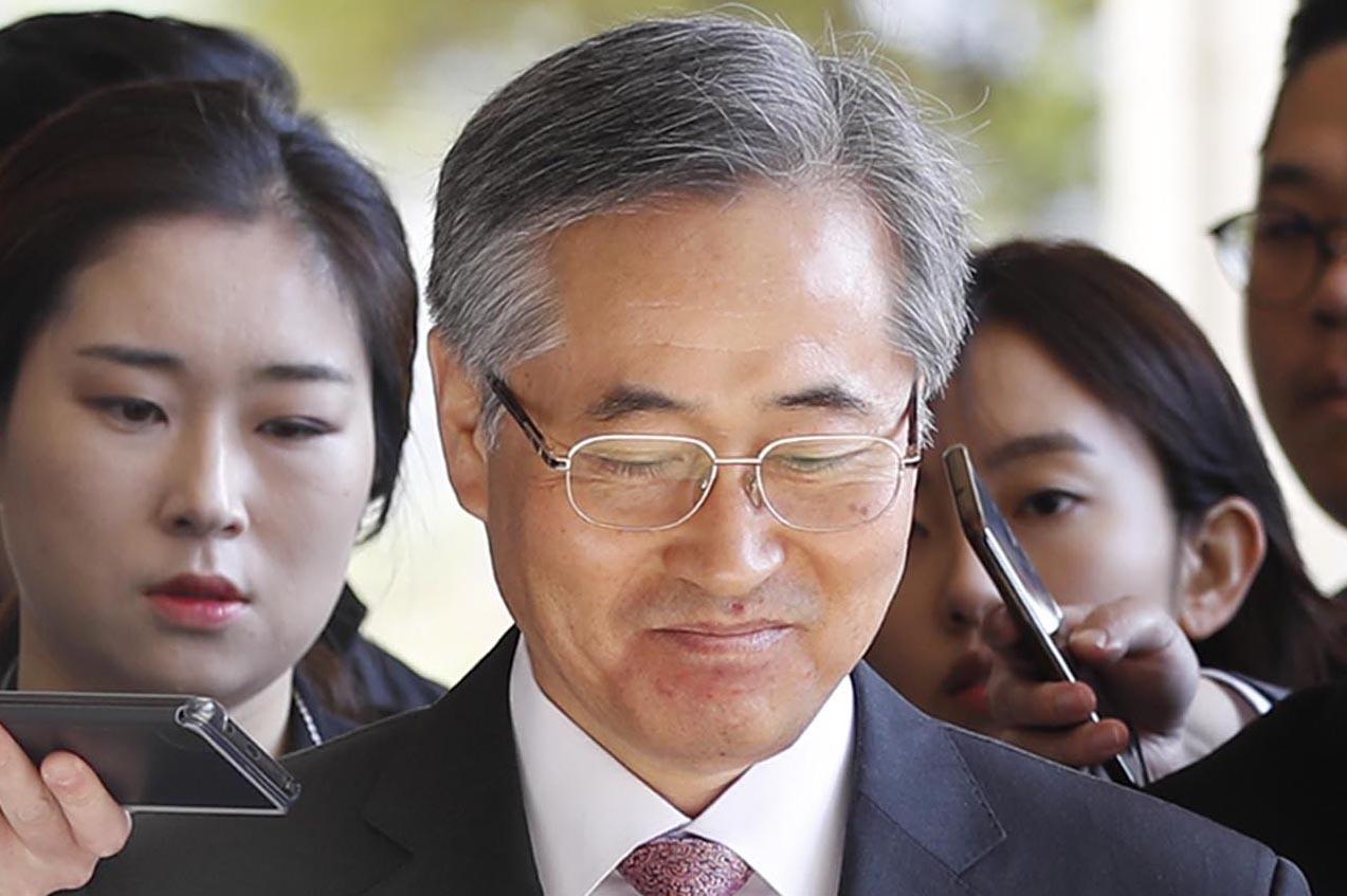 추명호 전 국정원 국익정보국장. [연합뉴스]