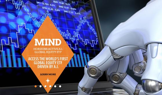 미래에셋자산운용은 2일 인공지능이 글로벌시장에 투자하는 '호라이즌 액티브 AI 글로벌주식 ETF'를 출시했다고 밝혔다.
