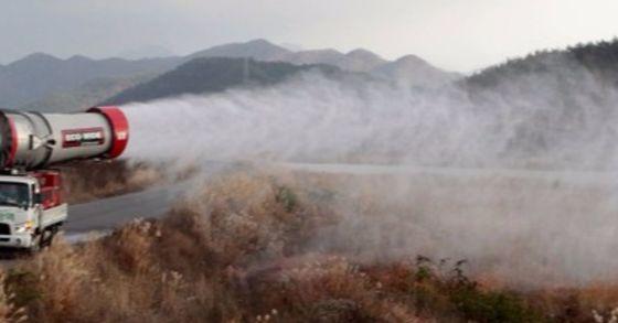 경기도 용인의 청미천 야생조류 분변에서 조류독감이 검출돼 방역당국이 고병원성 여부 확인에 나섰다. [중앙포토]