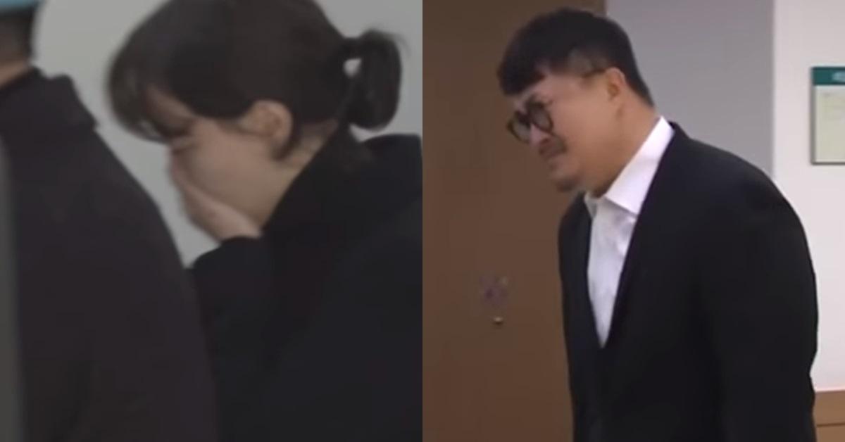 배우 이유영(왼쪽)과 가수 데프콘. [사진 유튜브]
