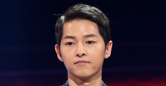 Song Joong-ki paid his respect to the late actor Kim Ju-hyuk.