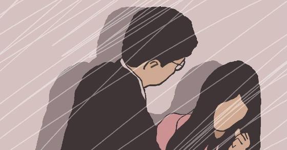한 사립고등학교 교사가 퇴학 위기에 놓인 학생 학부모에게 성희롱 등 부적절한 언행을 한 사실이 드러났다. [연합뉴스]