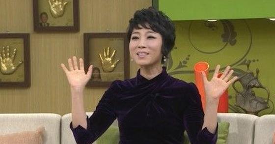 가수 문희옥. [사진 방송화면]