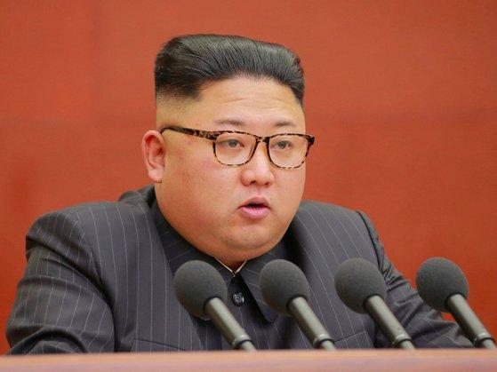 김정은 북한 조선노동당 위원장. [중앙포토]