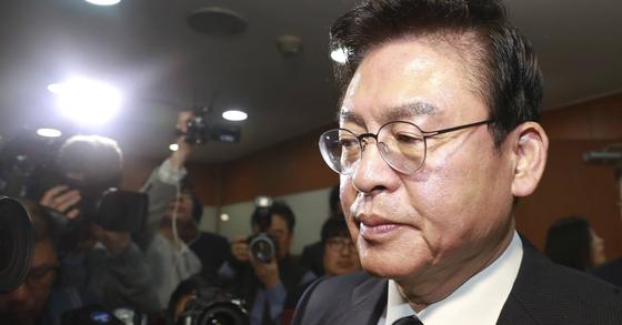 정우택 자유한국당 원내대표. 임현동 기자