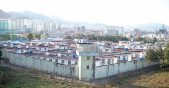 옛 광주교도소, [사진 5 ·18기념재단]