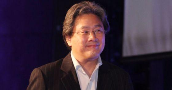 박찬욱 감독.