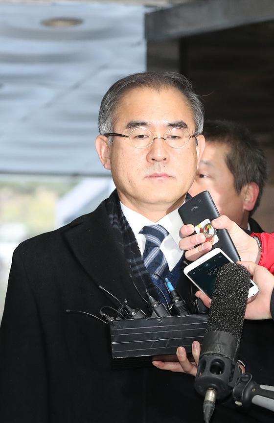 문화·예술계 블랙리스트 사건에 관여한 혐의로 재판을 받고 있는 김상률 전 교육문화수석. [중앙포토]