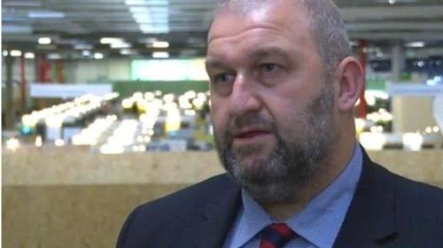 성추문에 휘말렸다 자살한 채 발견된 칼 사전트 영국 웨일스 자치정부 장관. [사진 BBC 홈페이지]