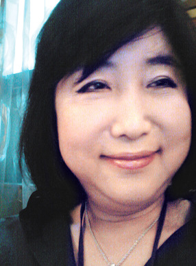 JTBC는 박근혜 전 대통령의 연설문 등이 들어있던 태블릿PC가 최씨의 것이라는 증거로 태블릿PC에 있던 최씨의 셀카 사진을 공개했다. [사진 JTBC]