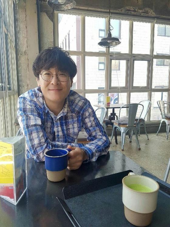 마지막 사법시험의 최고령 합격자 박종현(45)씨.