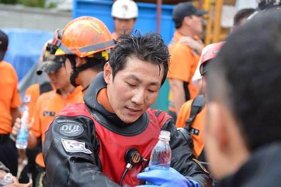 김범석 소방관