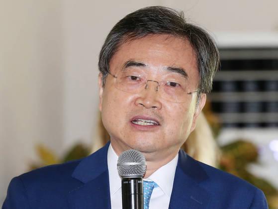 조현 외교부 2차관. [연합뉴스]