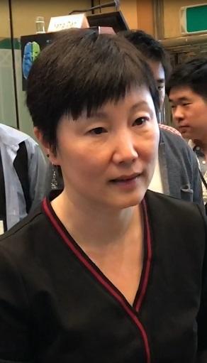 댄 양 UC버클리 분자세포생물학과 교수. 문희철 기자.