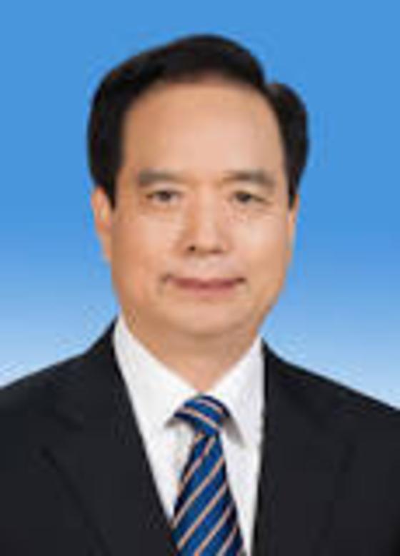 5년 전 북한에 파견된 중국 공산당 정치국 리젠궈 위원.