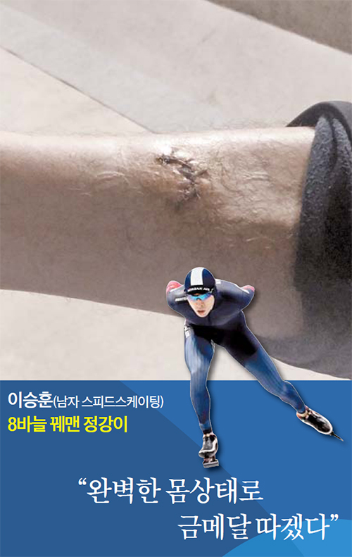 이승훈(남자 스피드스케이팅)