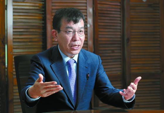 정의당 김종대 의원. [중앙포토]