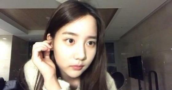 [사진 한서희 인스타그램]