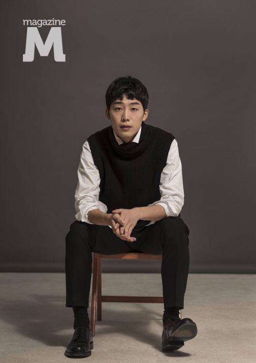 '폭력의 씨앗'에서 주연을 맡은 배우 이가섭. [사진=정경애(STUDIO706)]