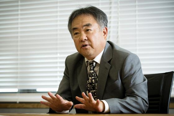 송재호 지역발전위원장. 장진영 기자