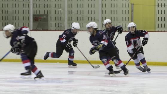 전북스포츠클럽은 전주 지역 빙상장과 수영장을 활용해 아이스하키와 수영 엘리트 선수육성반을 운영하고 있다. [프리랜서 오종찬]