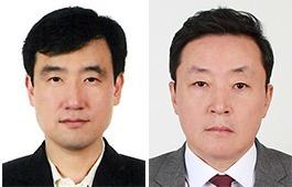 이석주 대표(左), 이윤규 대표(右)
