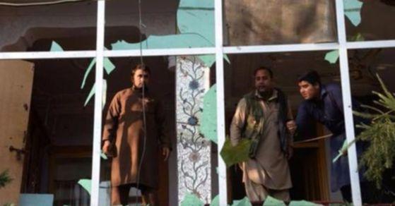 아프가니스탄 동부 낭가르하르 주에서 폭탄테러가 발생해 8명이 숨지고 17명이 다쳤다. [사진 AFP=연합뉴스]