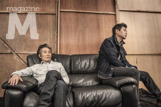 '반드시 잡는다' 백윤식 & 성동일 / 사진=전소윤(STUDIO 706)