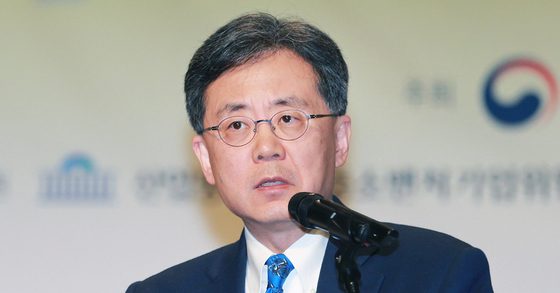 김현종 산업통상자원부 통상교섭본부장. [연합뉴스]