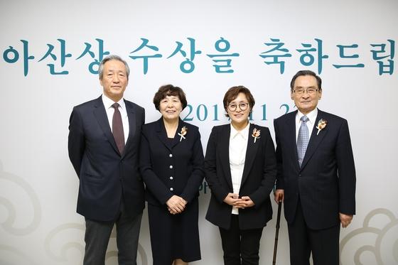 아산상, 한국여성의전화 대상