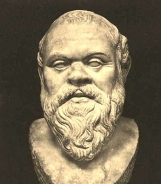 철학자 소크라테스