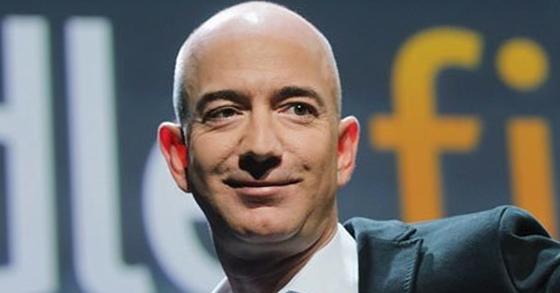 아마존 CEO 제프 베저스. [중앙포토]