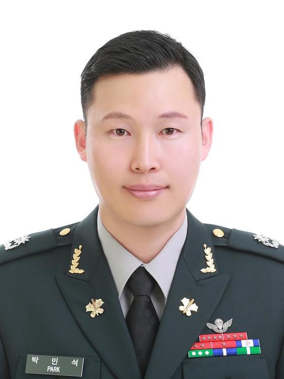 1. 소령 박민석(충성 부문)