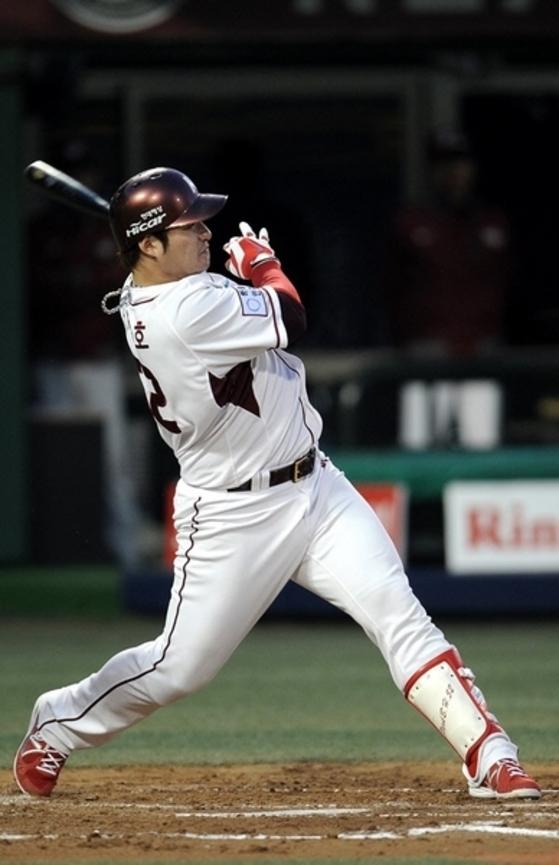 박병호 야구선수.