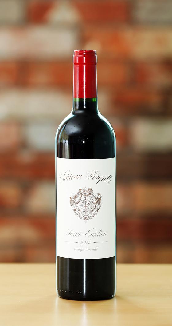 이마트가 수입한 샤또 뿌삐유. 개점 24주년 기념 와인이다. 프로덕트 엔지니어링을 통해 원가를 낮췄다. [사진 이마트]