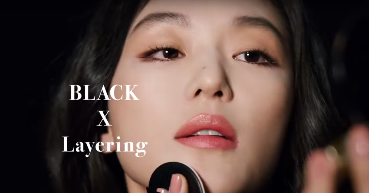 Jun Ji-hyun on the HERA commercial [from HERA's official YouTube Channel]