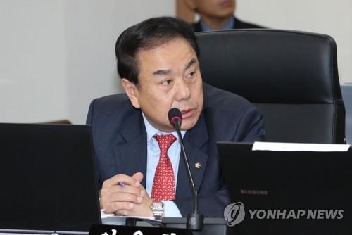이우현 자유한국당 의원[연합뉴스]