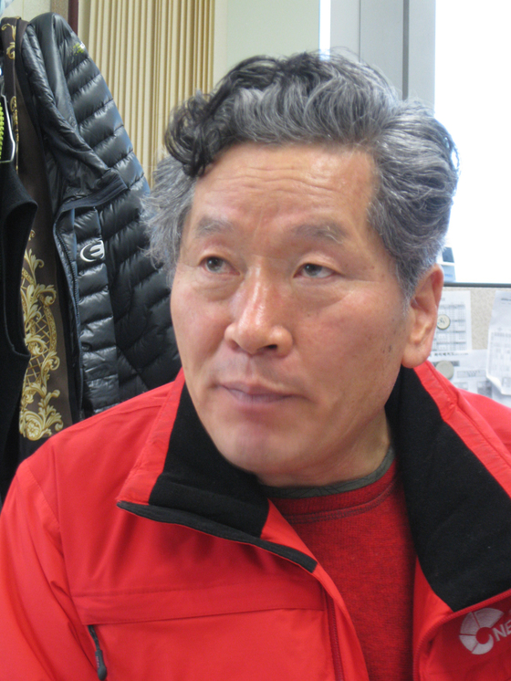 권경업 국립공원관리공단 신임 이사장[중앙포토]