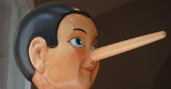 '피노키오'의 코 자료사진. [중앙포토]
