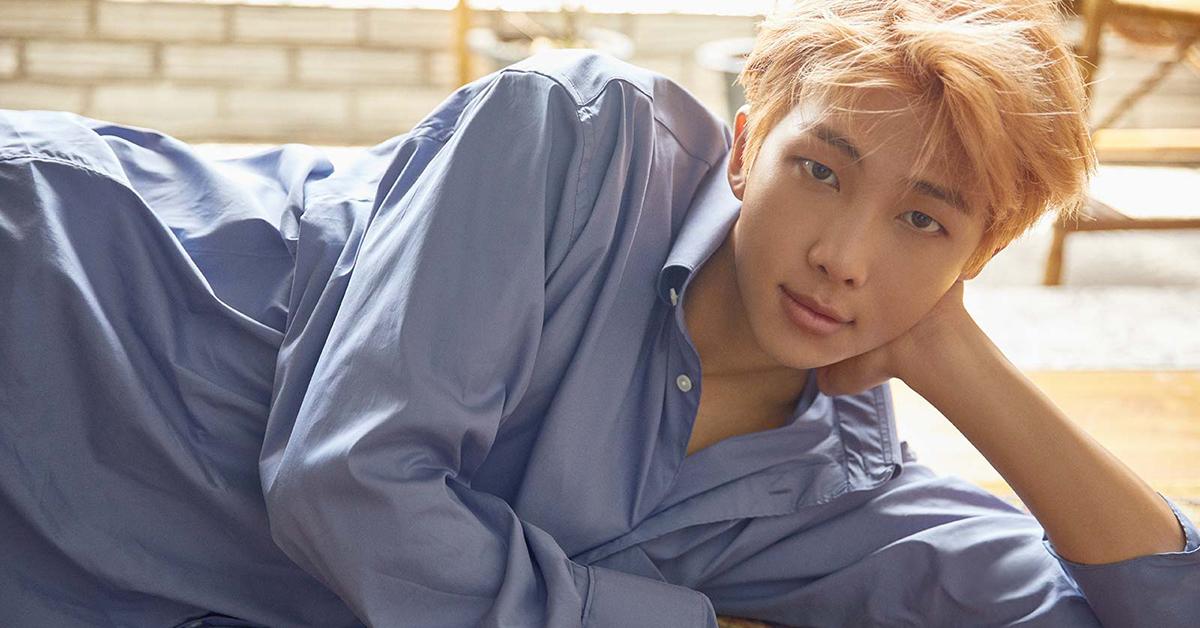 RM of BTS ⓒ Big Hit Entertainment