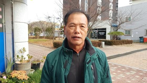 최영태 돌고래호 사고 유가족대책위원장