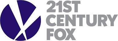 영화사업, TV 방송국 등을 거느린 미국의 복합 미디어 그룹 21세기 폭스 21세기 폭스사 로고.