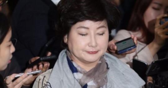가수 고 김광석씨의 부인 서해순씨. 최승식 기자