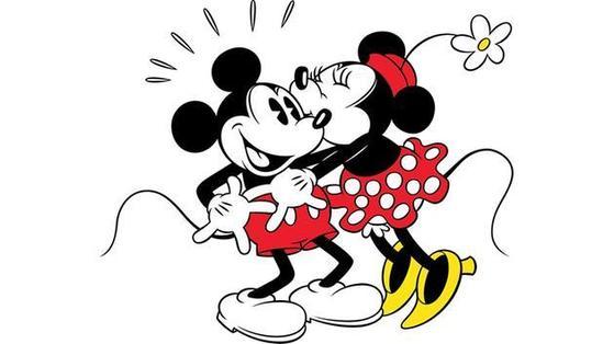 디즈니의 대표 캐릭터 미키 마우스(왼쪽)와 미니 마우스. [디즈니]
