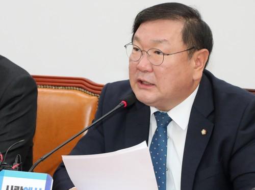 더불어민주당 김태년 정책위의장. [연합뉴스]